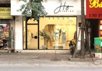 Cho thuê cửa hàng mặt phố Trần Nhân Tông, DT 35m2, MT 6m, riêng biệt, giá 27tr (chưa thương lượng)