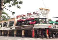 Cho thuê nhà mặt đường Minh Khai, phù hợp mở cafe, nhà hàng