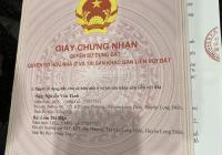 Bán đất biệt thự đường Trần Hưng Đạo, Long Điền, TP. Bà Rịa Vũng Tàu, chỉ 2tỷ 300tr