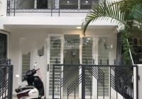 Nhà nguyên căn cho thuê HXH Võ Thị Sáu, Quận 1 - nhà trống suốt - DT 4.3m x 17m - nhà 2 lầu
