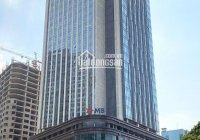 BQL cho thuê văn phòng tòa MB Grand Tower - 65 Lê Văn Lương DT từ 100m2 đến 2000m2. 198 nghìn/m2