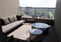 Sky villa tháp Orchid - vừa làm xong nội thất - mới 100% view sông Sài Gòn cầu Phú Mỹ & Landmark 81