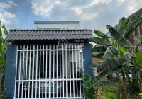 Nhà Phú Hòa 1 trệt 1 lửng mới 90% - Diện tích 87,5m2 thổ cư 60m Gần chợ Phú Hòa