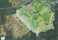 Bán đất biệt thự sổ đỏ sân golf Long Thành, giá 19 triệu/m2, LH: 0901333949