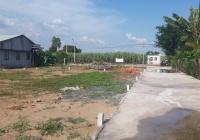 Cần bán đất thổ cư 105m2, lô góc 2 mặt tiền đường Mỹ Lộc - Phước Hậu, Cần Giuộc, giá 1,2 tỷ