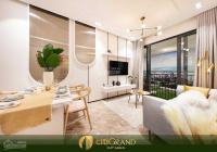 Bán căn hộ Quận 2 Citi Grand, 2 phòng ngủ 56m2, tầng cao view công viên. Nhận nhà 2023