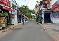 Bán nhà cấp 4 trong hẻm 1 sẹc đường Dương Quảng Hàm, DT 5,5 x 27m, giá 9,5 tỷ