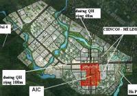 Bán gấp căn LK13 - 6X khu A, ngay cạnh TTTM KĐT Cienco 5 Mê Linh. 0966.331.789