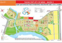Bán đất dự án Huy Hoàng, phường Thạnh Mỹ Lợi, Q2, TPHCM giá 95tr/m2. LH: 0938.335.779 (Mr. Long)