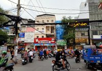Mặt tiền Nguyễn Gia Trí (D2) Bình Thạnh 8.5x20m 1 trệt 2 lầu, giá thuê 150 tr/tháng LH. 0931149993