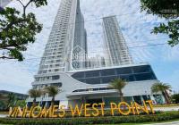 Cho thuê văn phòng hạng A tổ hợp Vinhome West Point, diện tích linh hoạt, ô góc, nhiều mặt thoáng