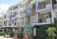 Bán nhà 1 trệt 3 lầu 1 sẹc đường Làng Tăng Phú