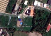 Cần bán đất hẻm đường Hải Thượng Lãn Ông, TP. Phan Rang - Tháp Chàm (Đối diện Cây xăng Ngọc Hùng)