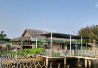 Nhà vườn tuyệt đẹp, giá rẻ chỉ 1,9tr/m2, cách Q1 35p, từ 826C vào 100m, đường XH, LH 0948 300473