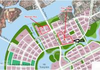 Sang nhượng lô Thủ Thiêm Lakeview 4.8 diện tích 5,2x17,9m, liền kề đường ven hồ ngay trung tâm TT