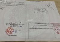 Bán nhanh lô đất Củ Chi 168m2 2,25 tỷ mặt tiền Trần Văn Chẩm, Quốc Lộ 22, Tel: 0919830239