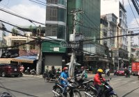 Hot! Bán nhà căn góc 4 mặt tiền Huỳnh Văn Bánh và Trần Huy Liệu, P12, Phú Nhuận, giá bán 24 tỷ TL