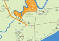 Đất nền biệt thự - DL - nhà vườn dự án Phước Lộc, xã Long Hoà, Cần Giờ, 500m2 giá 17tr/m2