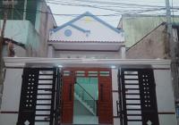 Bán nhà mới xây Tân Hiệp, Tân Uyên, 80m2 sân xe hơi, giá chỉ 830tr