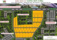 Định cư Mỹ bán lô đất MT đường lớn 32m (Tập Đoàn 7), kế khu đô thị, sổ hồng riêng