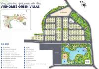 0979999982, bán một số căn biệt thự Vinhomes Green Villas ngoại giao vip, đẹp nhất, giá tốt nhất
