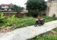 Chính chủ bán đất thổ cư DT 30m2 ô tô đỗ cách nhà 30m tổ 12 Đồng Mai, LH 0985278755