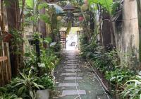 Cho thuê nhà mặt phố Nguyễn Đình Chiểu: Diện tích 150m2 x 6 tầng, thang máy, thiết kế kiểu sân vườn