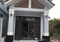 Bán nhà mới 1 trệt 1 lầu xã Phước Vĩnh An, Củ Chi, giá tốt