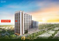 Citi Grand căn hộ Quận 2. Giá 793tr, tầng cao 2 phòng ngủ, view công viên Đông Bắc nhận nhà 2023