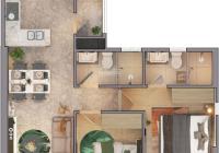Citi Grand căn hộ Quận 2, giá 793tr, tầng cao 2 phòng ngủ, view công viên Đông Bắc nhận nhà 2023