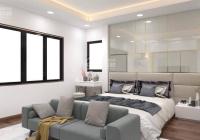 Bán nhà xây mới đẹp, hiện đại ngõ 8 phố Dịch Vọng 48m2 x 5 tầng 6.2 tỷ ở luôn