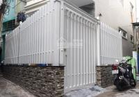 Chính chủ bán 03 căn nhà Quận 4, hẻm 111/27 Xóm Chiếu P16, Quận 4, 4 tầng, sổ hồng hoàn công đầy đủ