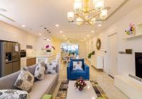 Cho thuê căn hộ Vinhomes Central Park 116.2m2 3PN tòa Park 1 nội thất cao cấp