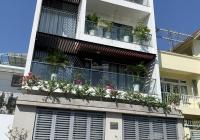 Cho thuê biệt thự đẹp 450m2 hầm 3 lầu 4 phòng gần sông Sài Gòn - Bình An, quận 2 giá chỉ 45 triệu