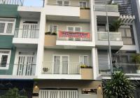 Cho thuê nhà 1 trệt 3 lầu gồm 6 phòng ngủ ở Phú Mỹ, quận 7. Liên hệ A Phúc - 0916466446