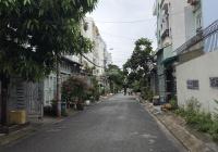 Chính chủ bán gấp NC4 1 trục Nguyễn Oanh khu Cư Xá Lam Sơn mặt hẻm rộng 8m DT 4.5x23m chỉ 7.35 tỷ