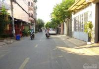 Lô đất HXH 7.5x20m, 150m2 đường số 27 P6, gần chợ An Nhơn, xây biệt thự, CHDV, giá 12 tỷ TL