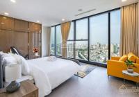 Cho thuê căn hộ Vinhomes Central Park 111.2m2 3PN tòa Park 1 view sông