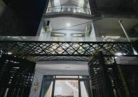 Kẹt tiền bán gấp nhà đẹp 3 tầng 4x16m,tặng hết nội thất, Huỳnh Tấn Phát, sát Quận 7, chỉ 3.82 tỷ