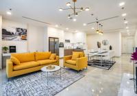 Cho thuê căn hộ Vinhomes Central Park 118.1m2 3PN tòa Park 2 thiết kế hợp lý, giá thương lượng