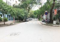 Biệt thự Mỹ Đình 1, lô góc đường Nguyễn Cơ Thạch, DT 152m2 mặt tiền 12m, 4 tầng giá bán 21 tỷ