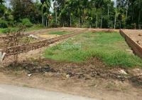Bán đất mặt tiền đường nhựa Võ Văn Điều, xã Phước Thạnh (6×25), thổ cư hết đất
