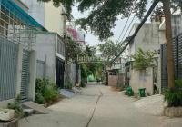 Bán nhà đất mặt tiền hẻm thông đường 30, phường Linh Đông TP Thủ Đức diện tích 68m2 đường ô tô 6m
