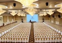 Cho thuê trung tâm hội nghị tiệc cưới quận Cầu Giấy DT 2000m2 xây dựng kiên cố Mặt tiền 30m 700tr
