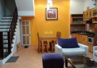 Cho thuê nhà đẹp 4 tầng ngõ 204 Lê Thanh Nghị, hướng Đông Nam, MT 5m, DTSD 200m2, 5PN, 3VS