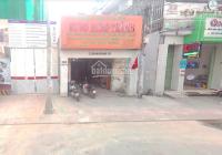Cho thuê nhà MT đường Vườn Lài cấp 4 trống suốt kế nhà hàng Asiana, DT 5,5x33m