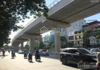 Bán nhà mặt phố Xuân Thủy, Cầu Giấy 80m2 giá rẻ hơn trong ngõ 14.2 tỷ