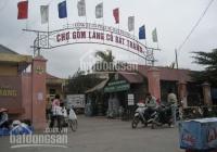 Chính chủ cần bán 172m2 khu làng nghề Bát Tràng, Gia Lâm, Hà Nội kinh doanh sầm uất. LH: 0936358981
