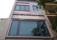 Chính chủ bán nhà 7 tầng mặt phố Đội Cấn 80m2 x 7T, MT 3.5m có thang máy gần Lăng Bác giá 26,8 tỷ