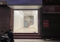 Cho thuê nhà mặt phố làm văn phòng, giới thiệu sản phẩm, mặt đường Quang Trung, Hà Đông